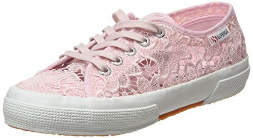 SUPERGA 2750-Macramew, Scarpe da Ginnastica Donna, Rosa (Pink W0i), 38...