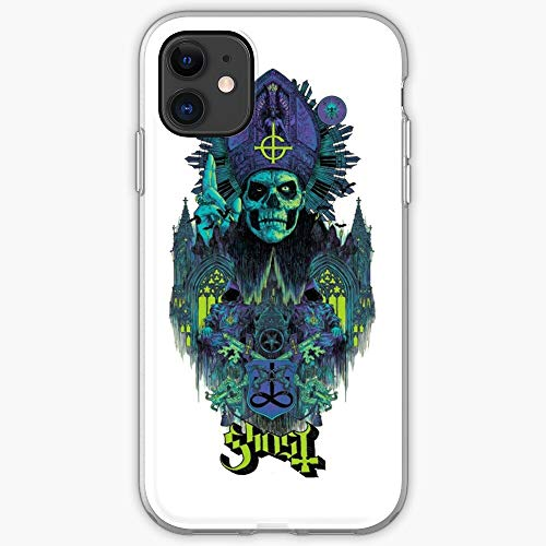 Norway Band Sweden BMTH Trash Ghost Metal Finland Custodia Protettiva per Telefono con Design a Scatto/Vetro per iPhone, Samsung, Huawei - TPU Antiurto per Interni protettivi