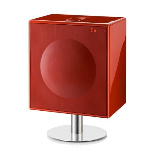 Geneva GEN-XL-W-RD Model XL Wireless Soundsystem rot