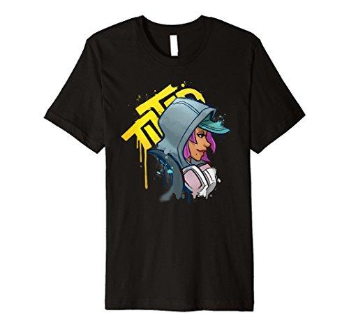 Fortnite Graffiti Artist T-Shirt
