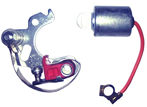 Ignition Points & Condenser by Lucas Part DTB150