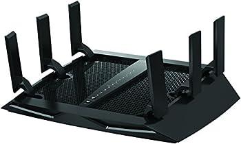 NETGEAR Nighthawk X6 AC3000 Dual Band Smart WiFi Router Gigabit Ethernet Compatible with Amazon Echo/Alexa  R7900