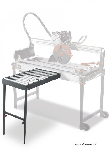 Rubí - Suplemento mesa rodillos ds/dx para cortador de eléctrico de cerámica