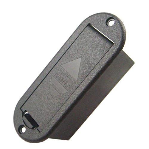 9V Akku Batteriehalter Batteriebox für Gitarre Bass Pickup - 8×3×3cm