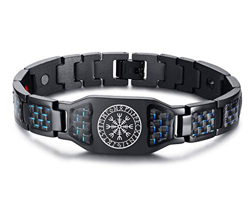 MPRAINBOW Carbon Fiber Magnets Therapy Healing...