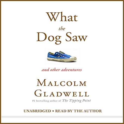 What the Dog Saw cover art