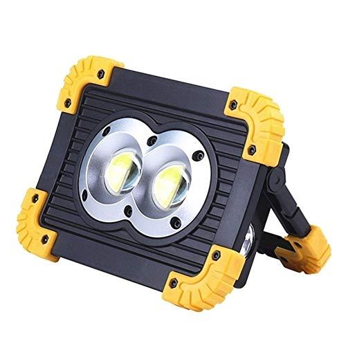 Lámpara Camping Portátil de búsqueda de Spotlight Linterna de luz Tortch Funciona De Luz por 2 * 18650 batería Recargable / 3 * AA de la batería for Acampar 843