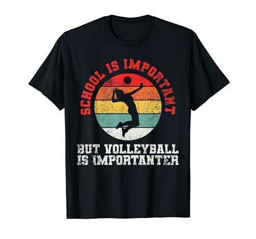 Jugador de voleibol Camiseta