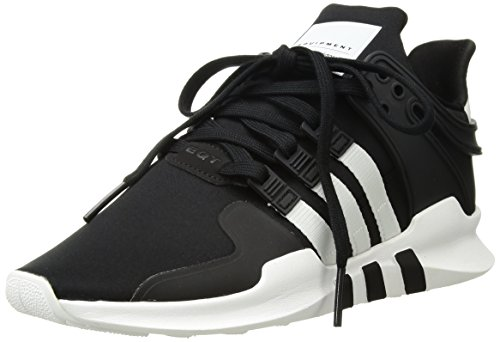 adidas Men's Eqt Support Adv Fashion Sneaker,black/white/black,12 M US