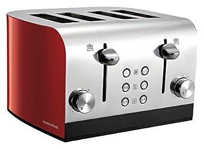 Morphy Richards 241001 Equipment 4-Slice Toaster