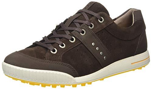 ECCO Golf Street Premier Zapatillas de Golf, Hombre, Marrón (Marrón 50998), 40 EU (6.5/7 UK)