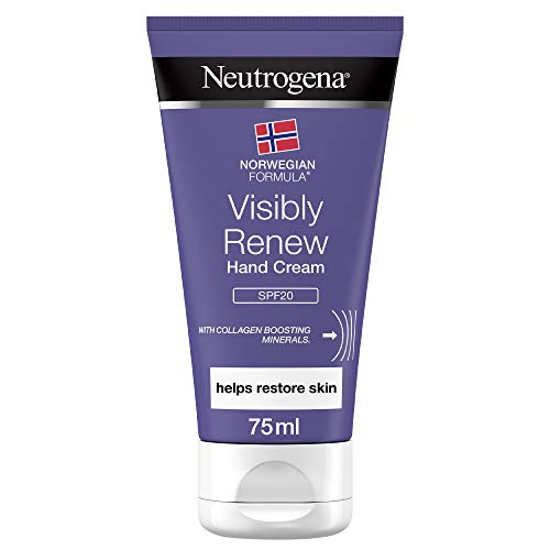 Neutrogena Norwegian Formula Visibly Renew Supple Touch Hand Cream SPF 20 75ml