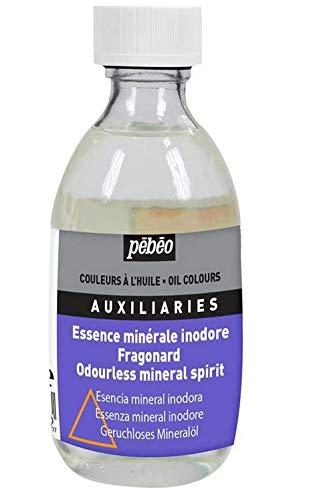 PEBEO 245ml Inodoro Mineral Spirit, Transparente