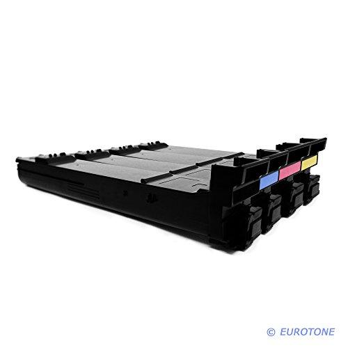 Eurotone Toner mit 50% mehr Leistung für Magicolor 4650 W D DL 4650 N 4690 W D DL N ersetzen Konica Minolta BK C Y M im Bundle