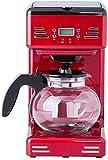 YXDEW Máquinas de café de la cápsula, café y espressos Retro Goteo Tipo Inicio Una Inteligente Máquina de café para vainas