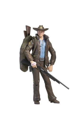 McFarlane Toys The Walking Dead Comic Series 1 - Officer...