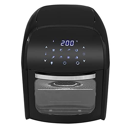 KHFJ Low Fat OvenAir Fryer 2L 1800W Smart Oven Toaster Rotisserie Dehydrator Countertop 220VLow Fat Cooking