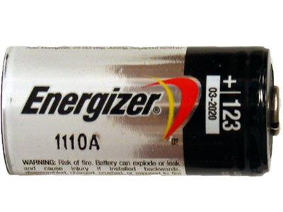 24 x Energizer EL123A CR123A 3 Volt Photo Lithium Batteries ideal for L.E.D flashlights