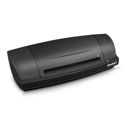 Purchase Ambir Technology DS687-AS DS687 Duplex A6 ID Card Scanner - Sheetfed scanner - A6 - 600 dpi...