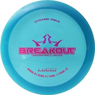 Dynamic Discs Lucid Breakout Driver
