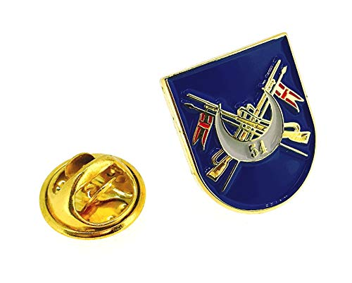 Gemelolandia Anstecknadel, Wappen Gruppe der Regulare de Ceuta Nr. 54