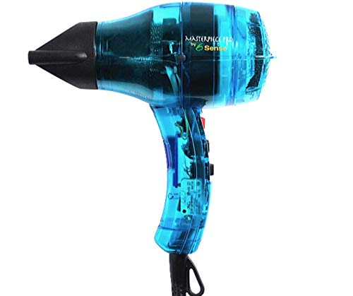 6th Sense Styling Technology Professional Ionic Hair Dryer, Handcrafted in France, Frizz-Free, Long Lasting Shiny Hair, 1600W Powerful & Quiet Motor, Ultra-Lightweight, Portable, Ergonomic Handle