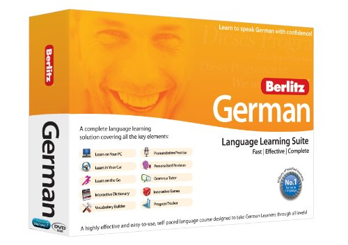 Berlitz German Language Learning Suite [import anglais]