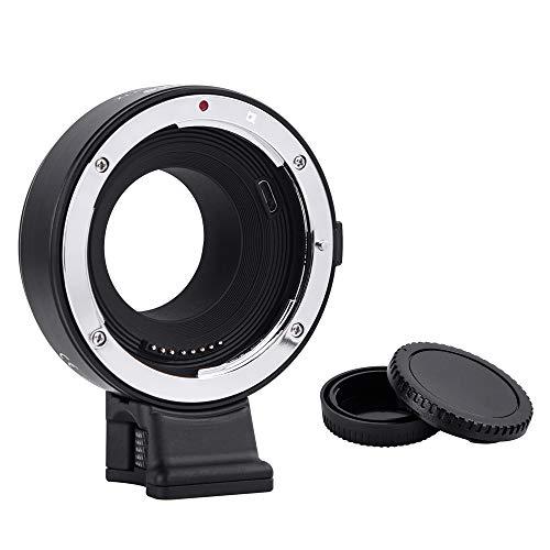 Commlite cm-EF-FX für EF/EF-S-Objektiv zu Fujifilm FX Adapter, Autofokus-Objektivadapter für Fujifilm X-T100 X-T20 X-T3 X-H1 X-A5 X-T2 X-T2 X-T10 X-T1 X-E2 X-M1 X-E1
