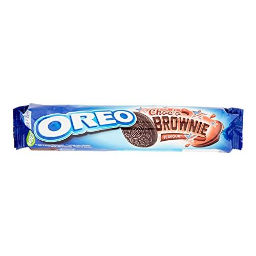 8 x Oreo Choc'o Brownie American Flavour a 154g MHD 31.03.2020