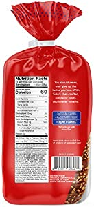Sola Golden Wheat Bread – Low Carb, Low Calorie, Reduced Sugar, 5g Protein Per Slice – 14 OZ Loaf of Sandwich Bread (Pack of 3) #4