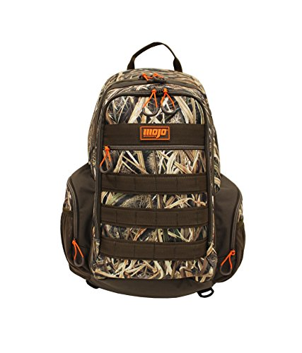 MOJO Outdoors Single Decoy Bag - Duck Hunting Backpack - Fits 1 Motion Decoy and Hunting Accessories (New)