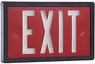 2 Face Self-Luminous Exit Sign SLX-60-D-10-R