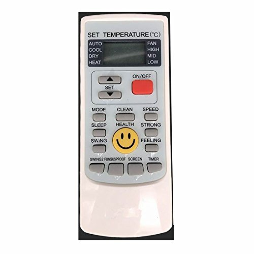 Meide YKR-H/209E AUX A/C Remote Controller for Aux Air Conditioner Universal AC Remote Control