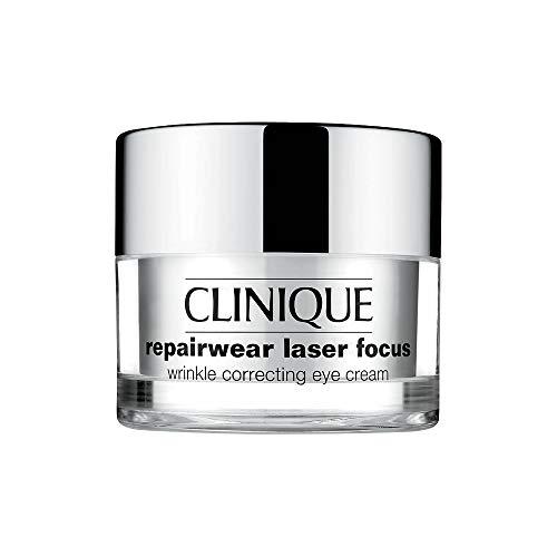 Repairwear Laser Focus Wrinkle Correcting Eye CLINIQUE Crema Occhi Antirughe Donna Tutti i tipi di pelle 15 ml