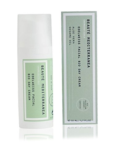 Beauté Mediterranea Crema Dia Edelweis Bio 50 ml