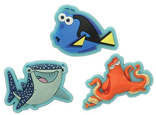 Crocs Finding Dory Pack Decoración de zapatos, Multicolor (-), Talla Única