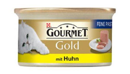 24er Pack Gourmet Gold Feine Pastete Huhn 85g