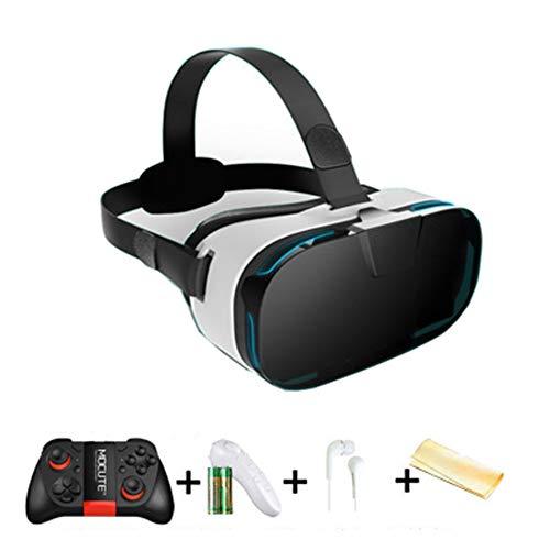 OFAY 3D VR Virtual Reality Mobiele Telefoon Bril 360 ° Panoramisch Groot Scherm Compatibel met 4.0-6.6 Inch Mobiele Telefoons