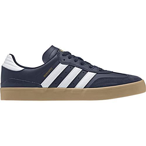 adidas Herren Sneaker Busenitz Vulc RX, Farben:Conavy/ftwwht/gum4, Größe:46 2/3
