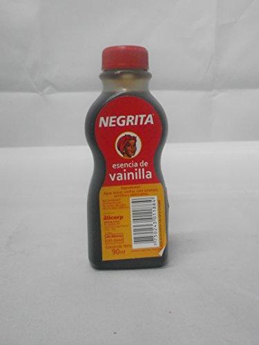 Negrita Vanille Aroma uit Peru – Geeft je gerechten een onvergetelijke vanillesmaak – Flesje 90 ml