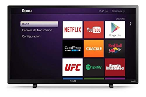 smart tv caracteristicas marca PHILIPS
