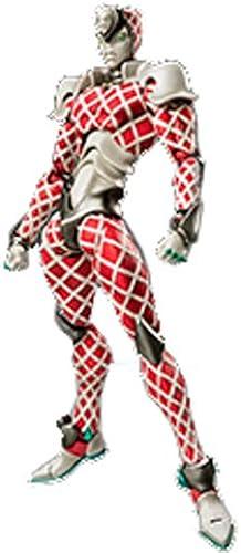 seguro de calidad JoJo's Bizarre Adventure Part Five 59.K Crimson Super Super Super Figure moving (Hirohiko Araki Specify Color) (japan import)  barato en alta calidad