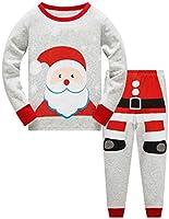 Christmas Pjs Kids Pyjamas Set for Boys Pajamas Cotton Toddler Baby Clothes Girls Nightwear Fun Santa Claus Sleepwear...