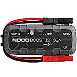 NOCO Boost X GBX155, 4250A 12V UltraSafe Arrancador de Litio, Bateria Booster...