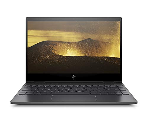 petit Ordinateur ultra portable convertible HP ENVY x360 13-ar0015nf 13,3 pouces FHD-IPS noir (AMD Ryzen 5, 8 Go de RAM, 512 Go de SSD, AZERTY, Windows 10)