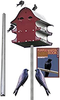 BestNest S&K 16 Room Purple Martin House Package