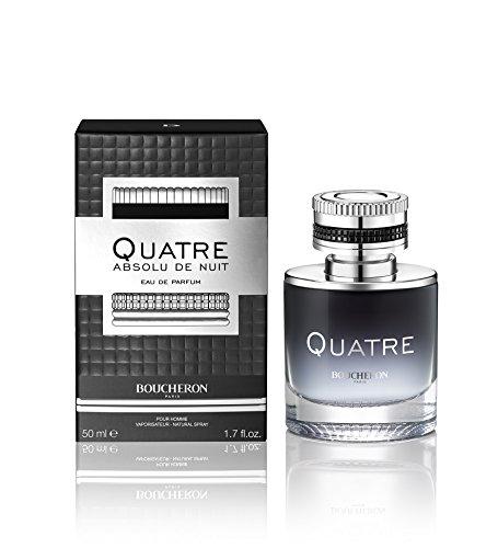 Boucheron, Agua de perfume para hombres - 50 gr.