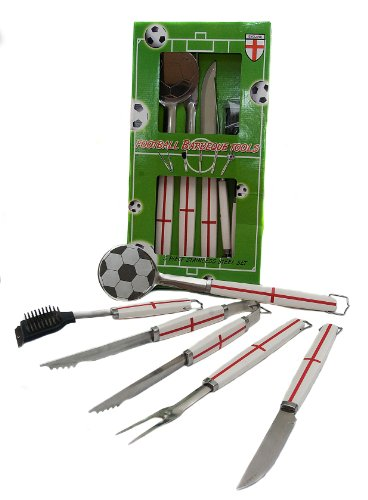 The Pink Toolbox England Grillbesteck