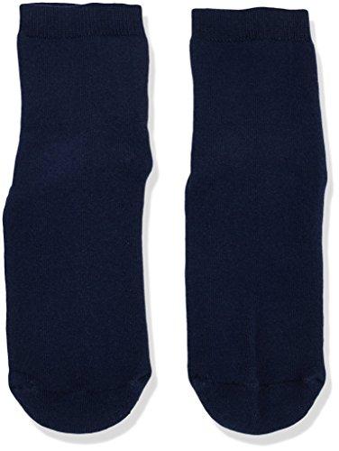 Sterntaler Fliesen Flitzer Soft, Mädchen Socken,Blau (Marine 300), Gr.19/20 (Herstellergröße:  12-18 Monate)