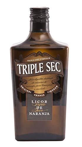 Licor Triple Seco Cruz Conde 40º 700ml.